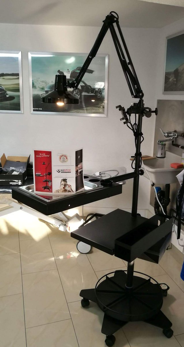 Tattoo workstation - The new trend for every tattoo artist - InkButlers